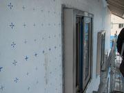 外壁防水施工確認