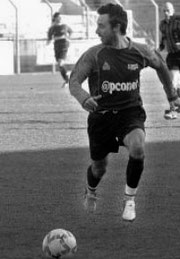 Chiarlone, autore del 3° gol