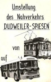 strassenbahn, dudweiler, spiesen