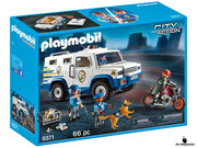 Empfehlung Playmobil City Action Geldtrasporter 9371