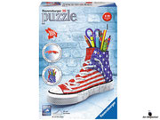 Empfehlung Ravensburger 3D-Puzzle Sneaker American Style 125494