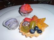デザート 3種