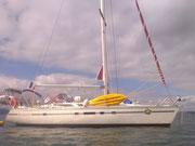 SCORPIOS, Jeanneau Voyage 1250 de 1989