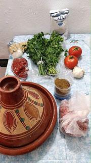 モロッコ料理は楽しいです(*^^*)