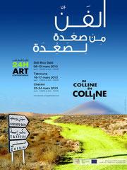 Plakat De Colline en Colline