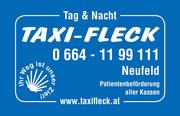 Taxi Fleck Neufeld a.d. Leitha