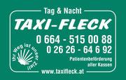 Taxi Fleck Mattersburg