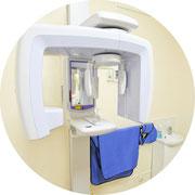 Dreidimensionale Darstellung der Kiefer für mehr Sicherheit bei der Implantation