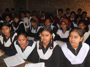 600 students are studying in her school