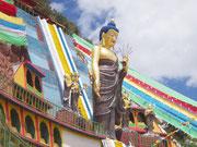 Maitreya. Photo Drukpa Tahiti.