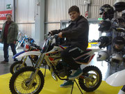 09.01.2011 WHEELIE MESSE ULM