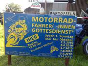 5.9.2010 Motorradgottesdienst Trautenhof