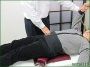 変形性膝関節症の骨盤矯正