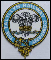 Talyllyn Railway Company Crest.