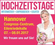 Hochzeitsmesse JA-Markt in Hannover