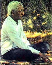 Krishnamurti - Brockwood Park 1984 - Italiano Talk 1