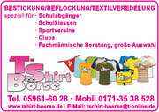 Mannis T-Shirt Börse