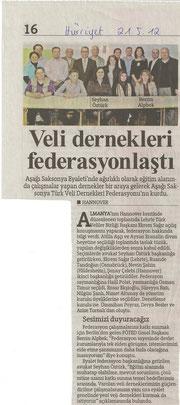Hürriyet, 21.05.2012