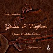 "EP-Album ""Ghatam & Baglama"""