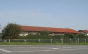 Lagerhalle im Gewerbegebiet Marktl