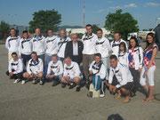 Fußballturnir / Turnir u nogo- metu 2012 - Nikitsch, Burgen- land
