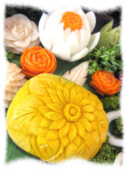 Vegetables Carving