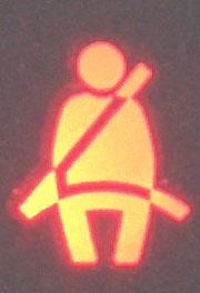 Gurtwarnung ein- oder ausschalten