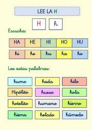 Lee la h