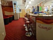 Cafe mit Bar