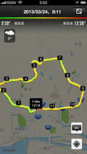 20130324-ジョギングコース松江