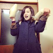 宮崎さんに米いただいた。ありがたき幸せ〜お米大好き〜