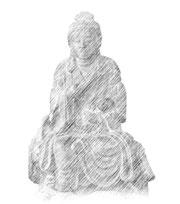 訶梨帝母像