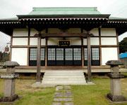 高福寺本堂