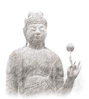 龍音寺聖観音像