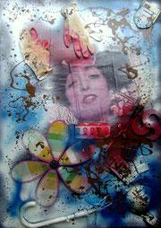 the Gustav's dream cm 100x70-luglio 2012