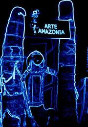 Yakumama: The Gate Keeper, Ethnology Museum in Vienna 2012