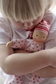 куклы из ткани для самых маленьких