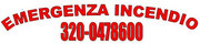 EMERGENZA INCENDIO 320-0478600