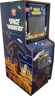 Space Invaders Cab