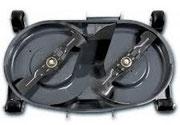 carters-plateaux de coupe pour tondeuses autoportées pièces pour la motoculture