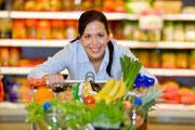 Mit FIAG-Zusatzeinkommen macht Einkaufen Spaß