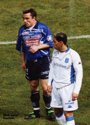 Christophe Deguerville et Nicolas Marin