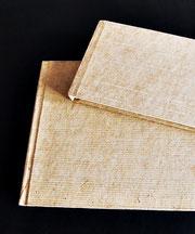 Künstlerbuch Tsasho-Papier