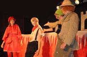 Dis ! tu me racontes l'histoire ? - spectacle pour enfants et la famille - Saison 2009-2010 - LES GUIGNOLOS troupe de théâtre jeune public - www.lesguignolos.fr