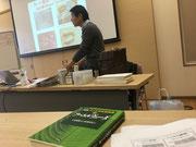 上馬塲和夫先生のアーユルヴェーダ特別講座石川県にて