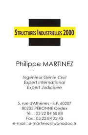 philippe martinez - SI 2000