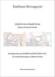 A Vivaldi Concerto in La minore  Arrangiamento per Orchestra d'archi Ocarina