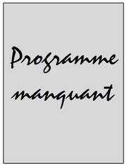 Programme  Arras-PSG  2012-13
