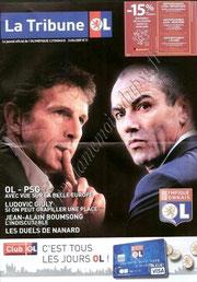 2009-04-24  Lyon-PSG (33ème L1, La Tribune OL N° 21)