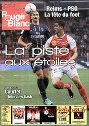 Programme  Reims-PSG  2012-13